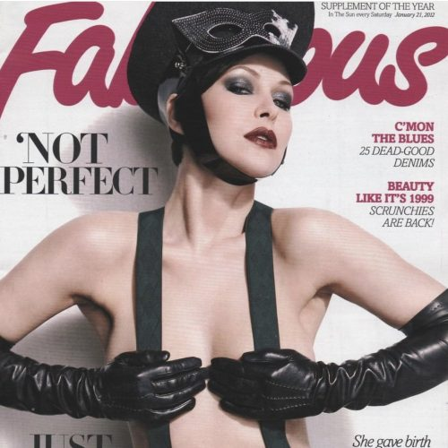 Emma Willis - Fabulous, January 21, 2012