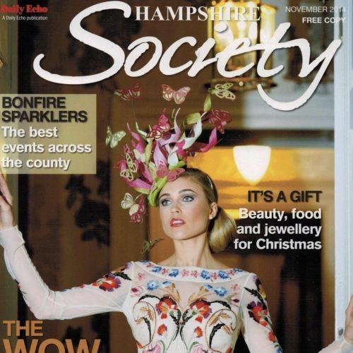 Hampshire Society, Daily Echo, November 2014