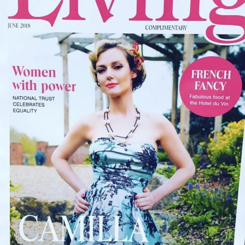 Camilla Rutherford - Living, June 2018