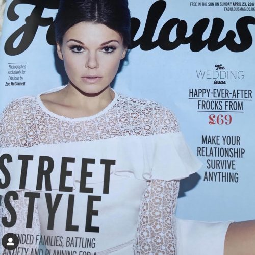 The Wedding Issue - Fabulous, April 23, 2017